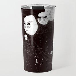 A summon in the night Travel Mug