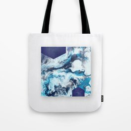 Lucent Forms: Yoroi Tote Bag