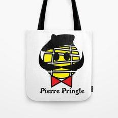 Píerre Príngle Tote Bag