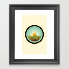 Autumnus Framed Art Print