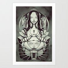 THE KINGDOM Art Print