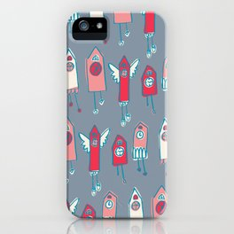 cukoo houses iPhone Case