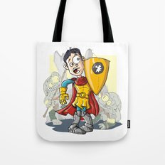 Dungeon! II Tote Bag