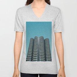 Wilco towers Unisex V-Neck