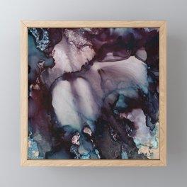 Vivid Abstract Framed Mini Art Print