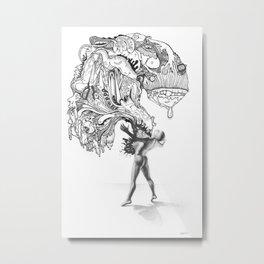 Burst. 2014 Metal Print