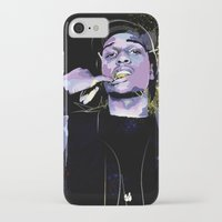 asap rocky iPhone & iPod Cases featuring ASAP  by Liamduignan