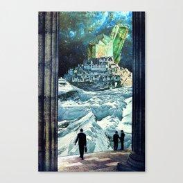Emerald City Canvas Print