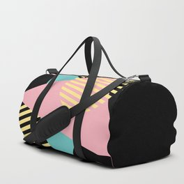 Memphis Pattern 28 / 80s - 90s Retro Duffle Bag