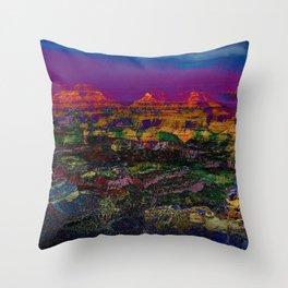 Spectacular Canyon Throw Pillow