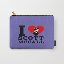 I Heart Scott Mccall Carry-All Pouch
