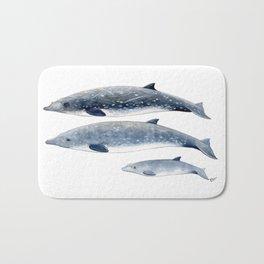 Blainville´s beaked whale Bath Mat