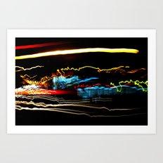 BY-PASS_NY 05 Art Print