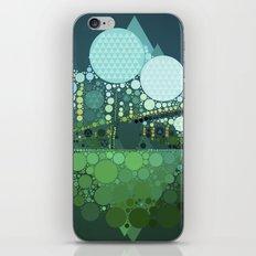 BK Bridge iPhone & iPod Skin