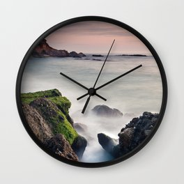 The Ocean Crack Wall Clock