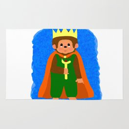 King of Teddyland Rug