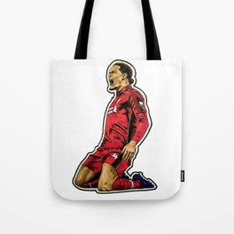 Virgil Celebration Tote Bag