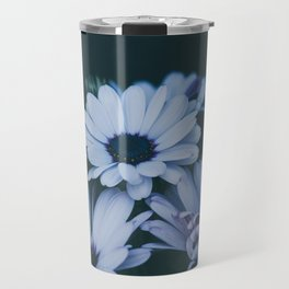 Flower Photography by Echo Grid Travel Mug