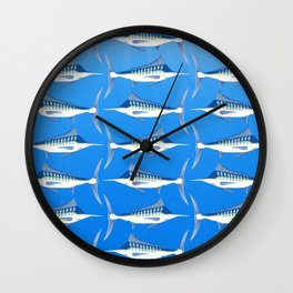 Marlin - Zircon Wall Clock