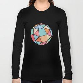 Polyhedron Long Sleeve T-shirt