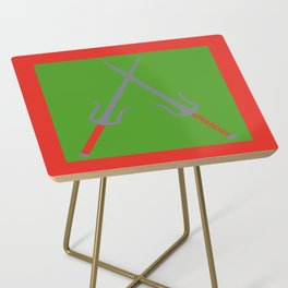 Cowabunga (Raphael Version) Side Table