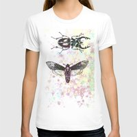 bugs T-shirts featuring Bugs! by Maria Enache