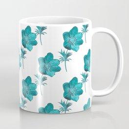 Anemone Watercolor Coffee Mug