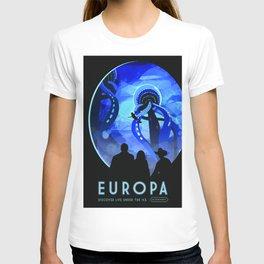 Vintage poster - Europa T-shirt