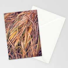 autumn grass Stationery Cards