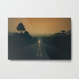 Cool Morning Metal Print