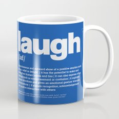 definition LLL - Laugh 6 Mug