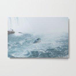Niagara Falls II  Metal Print