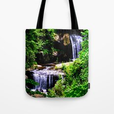 Chasing Waterfalls Tote Bag