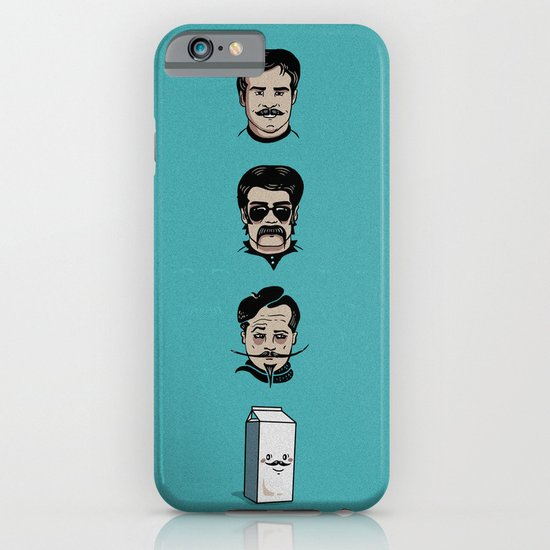 Mustache Club iPhone & iPod Case