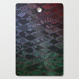 dark lace Cutting Board