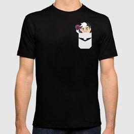 Pocket Paladin shiro T-shirt