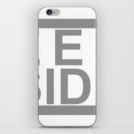 New Hot ZEF SIDE iPhone Skin