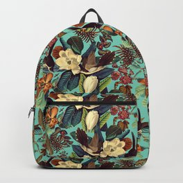 FLORAL AND BIRDS XXI Backpack