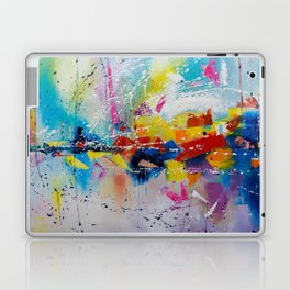 Travel of color Laptop & iPad Skin