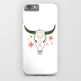 Horned  iPhone Case