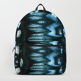 Neon Blue Backpack