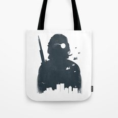 John Carpenter's Escape From New York Tote Bag