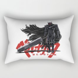 Berserk Demon Armor Rectangular Pillow