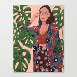 Margarida Canvas Print