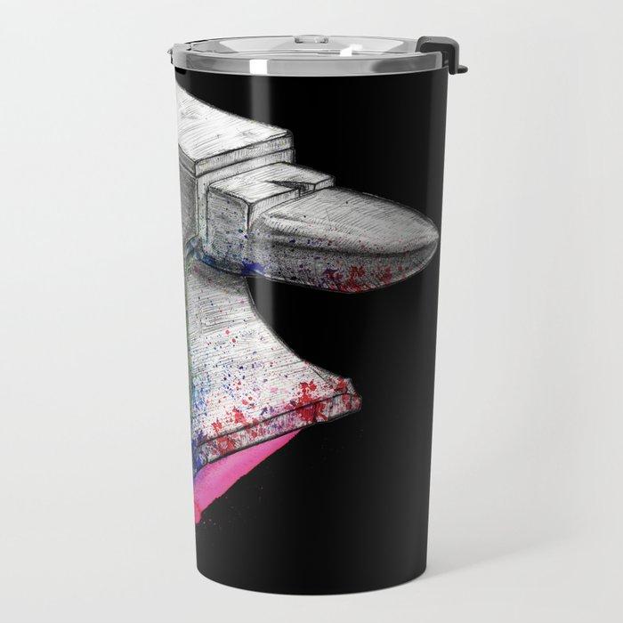 Comedic Depression Travel Mug