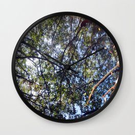 Branches, Too Wall Clock