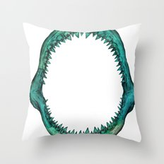 Braces Throw Pillow