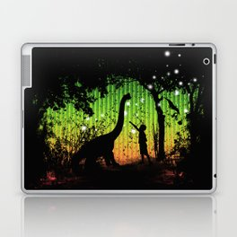 Off world adventure Laptop & iPad Skin