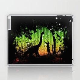 Off world adventure Laptop & iPad Skin