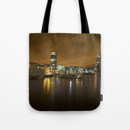 Reflections II - Grand Canal Dock Tote Bag